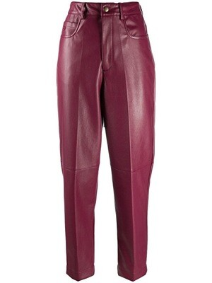 A0323 RED PANTS