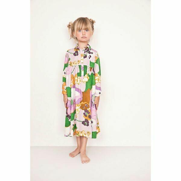 FAIZA SAMSON DRESS