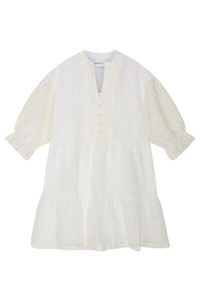 MOLISE RUFFLE DRESS