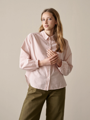 SHOOT S0815 BLOUSE WITH STRIPES