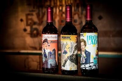Фирменный бутылированый коктейль Rob Roy  (0,75)