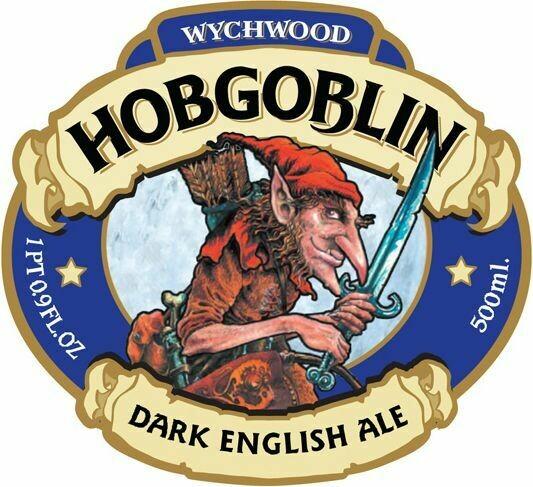Hobgoblin Dark English Ale  (0,5 мл)