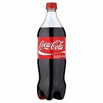 Кока-кола (1,0 л.)