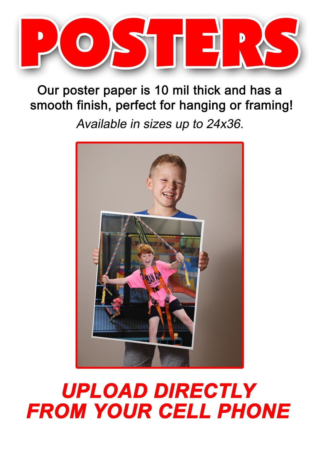 POSTERS | Photo & Art Poster Printing