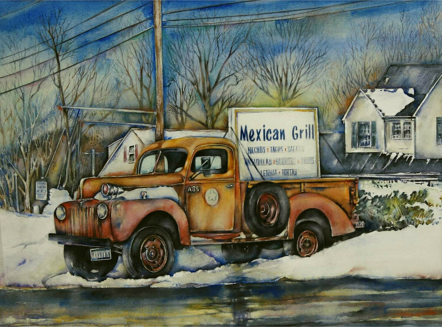 """Home Decor Giclee Prints 