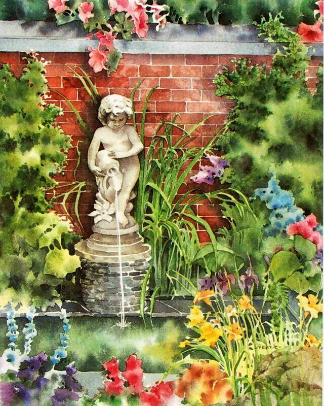 """Living Water"" | Watercolor Art Giclee' Prints"