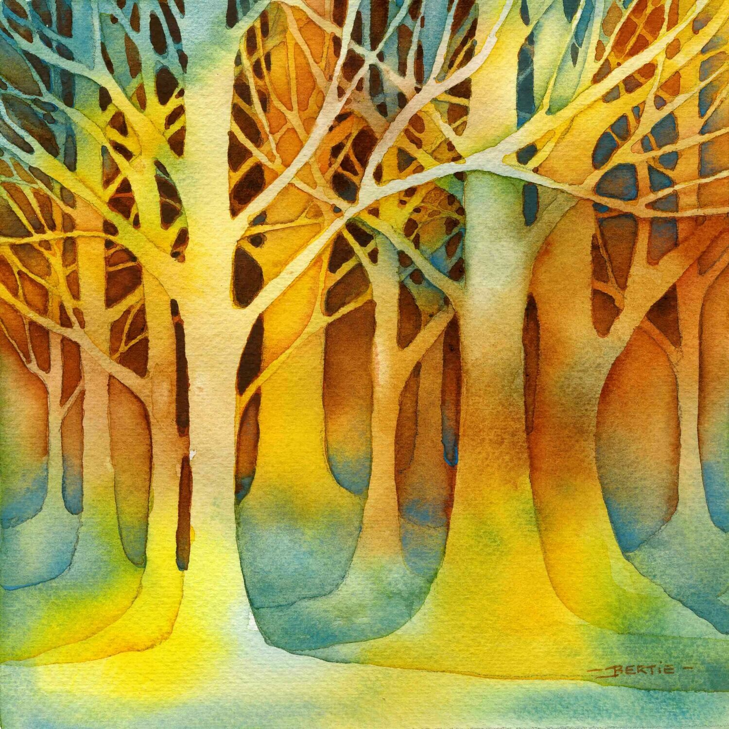 """""""Trees In The Wood"""""""