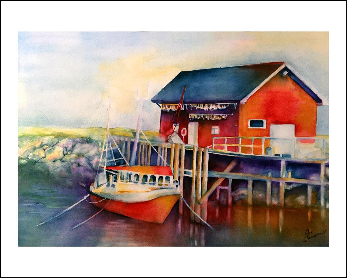 """""""Fishermen's Wharf"""""""
