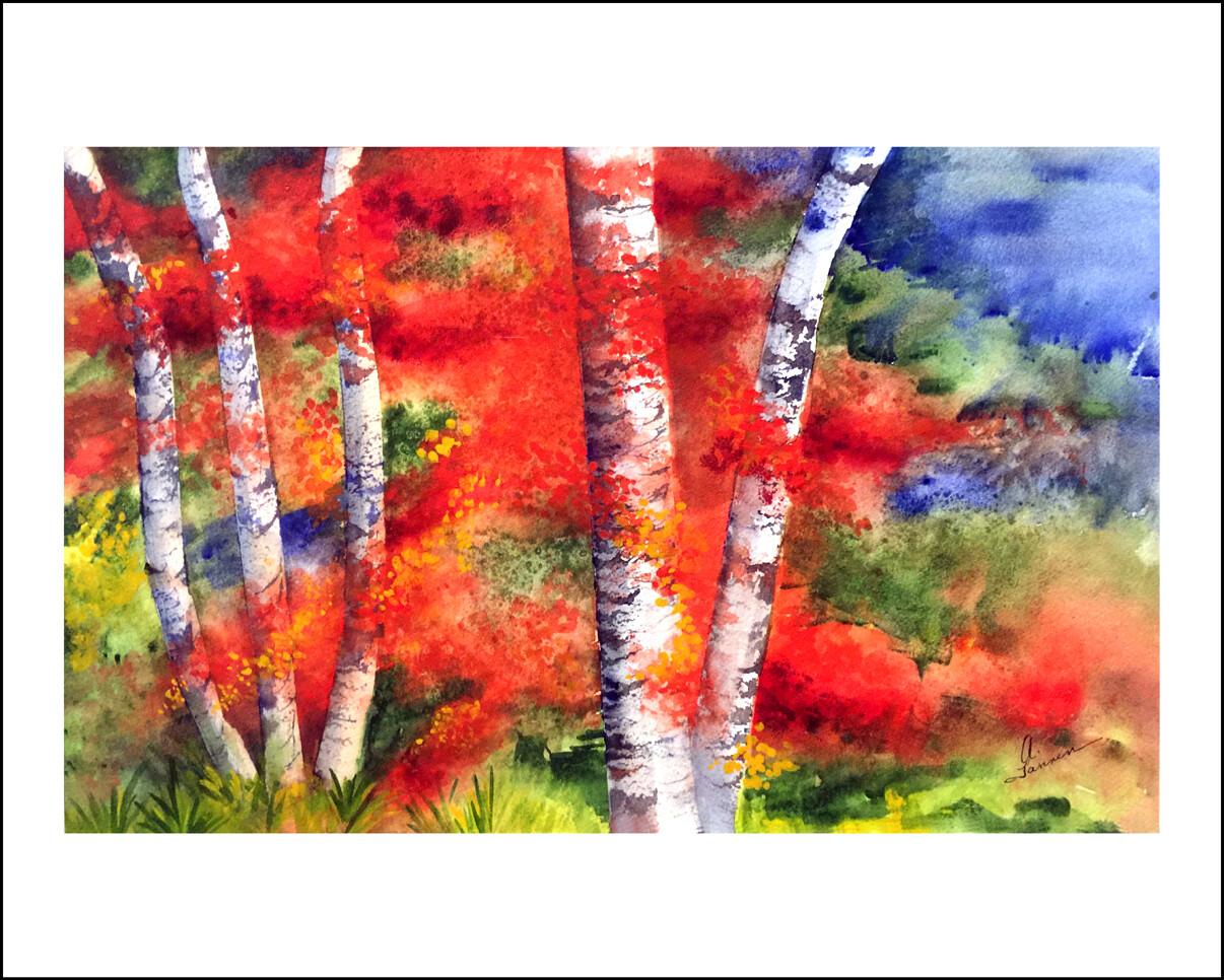 """Autumn Blaze"""