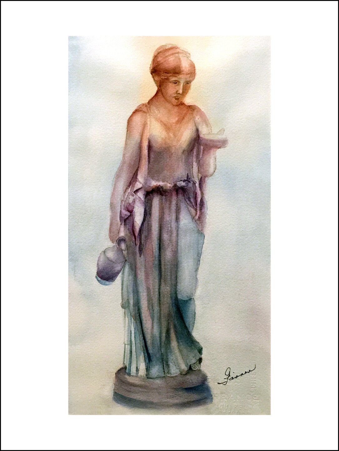 """""""Lady of Parian Marble"""""""