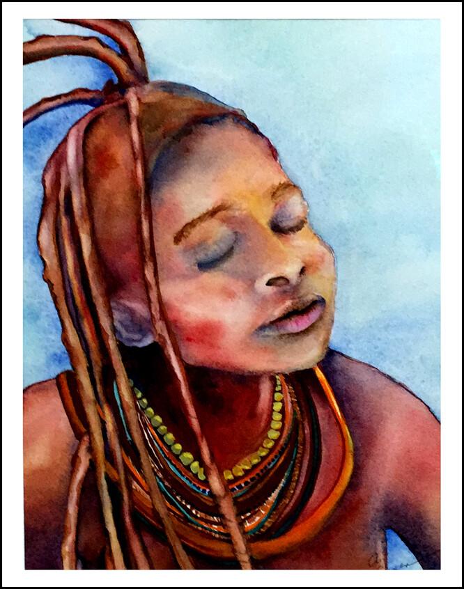 """African Beauty"""