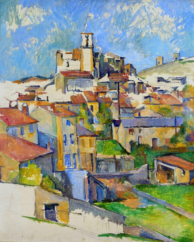 Paul Cézanne | Gardanne