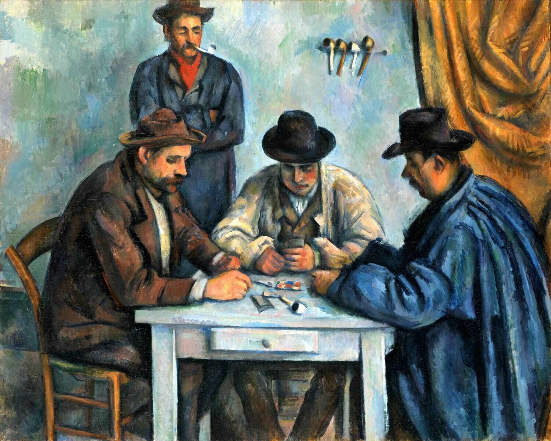 Paul Cézanne | The Card Players
