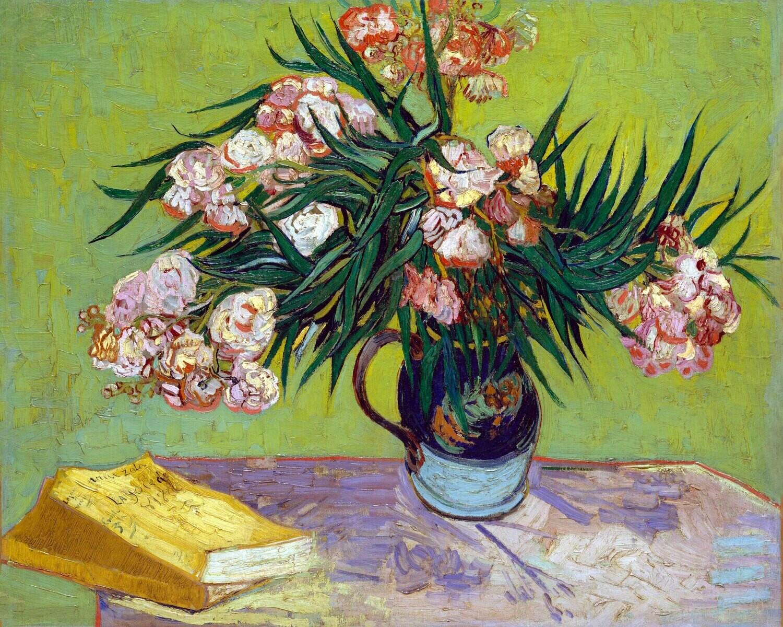 Vincent van Gogh | Oleanders