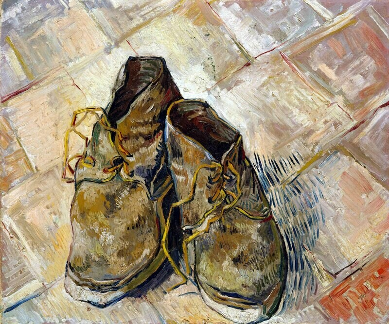 Vincent van Gogh | Shoes