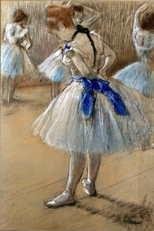 Edgar Degas | Dancer