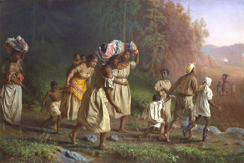 Theodor Kaufmann | On to Liberty 1867
