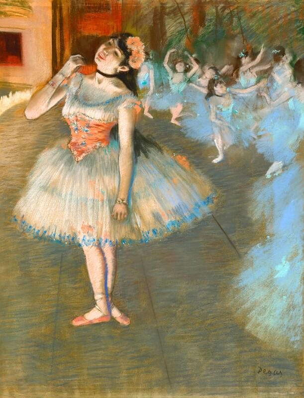 Edgar Degas | The Star