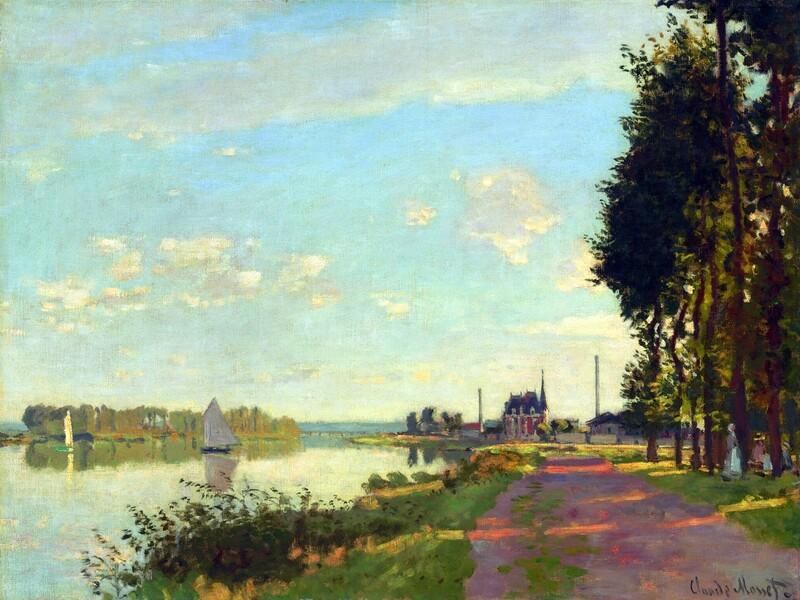 Claude Monet | Argenteuil 1872