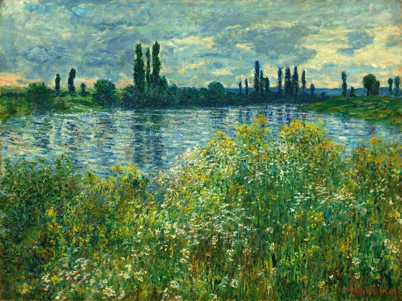 Claude Monet | Banks of the Seine, Vetheuil 1880