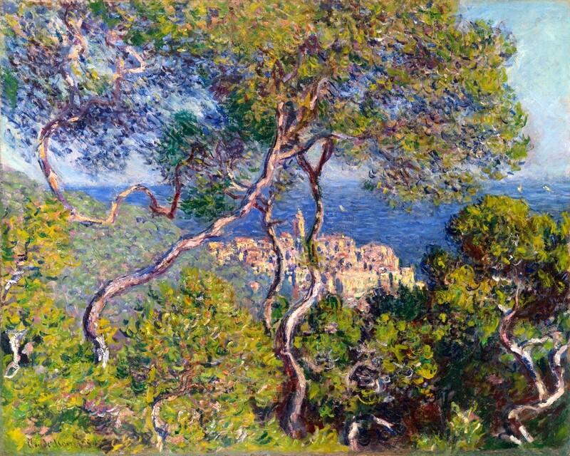 Claude Monet | Bordighera 1884