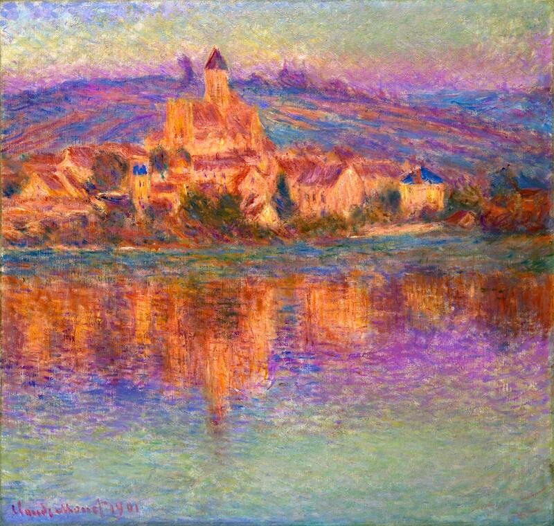 Claude Monet | Vétheuil  1901