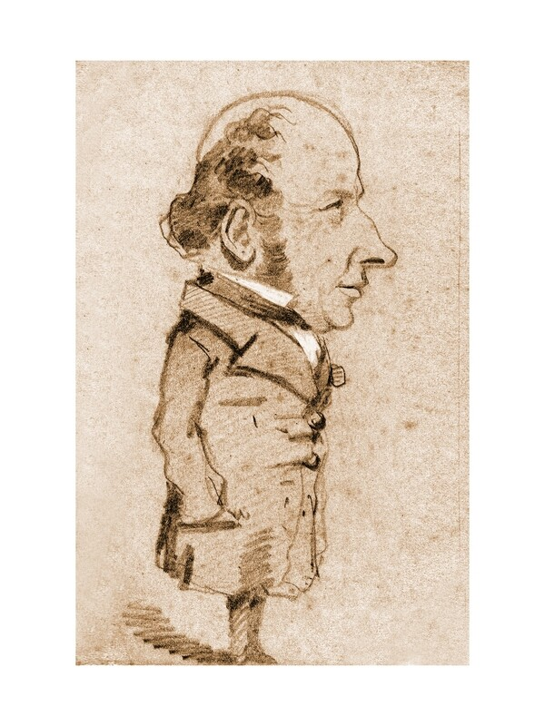 Claude Monet | Eugène Marcel 1855