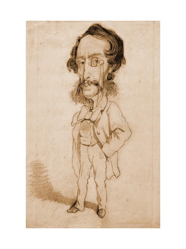Claude Monet | Mario Uchard 1858