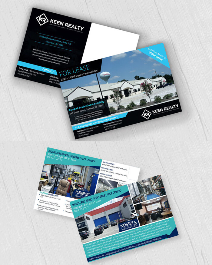 POST CARDS | FREE SIMPLE DESIGN & LAYOUT