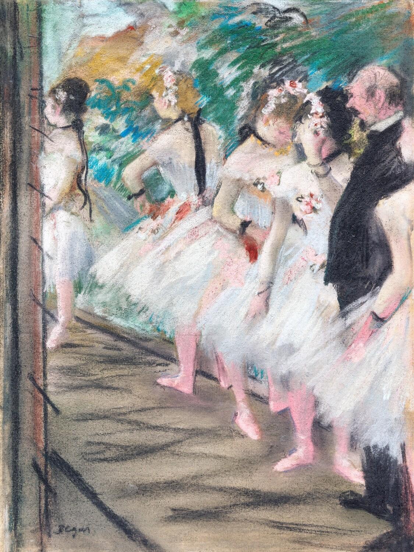 Edgar Degas | The Ballet 1880