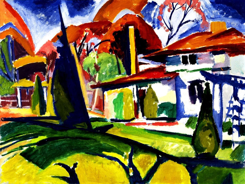Henry Lyman Sayen | Newman's House 1915