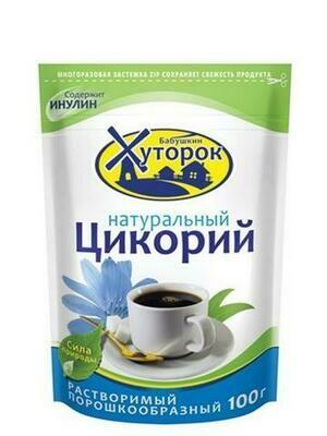 Цикорий Бабушкин Хуторок 100г/12 м/у