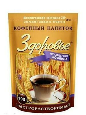 Кофейный напиток ZIP Здоровье 100г/24