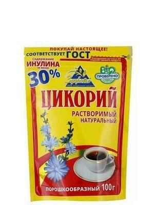 Цикорий Здоровье 100г/12 мягкая упаковка