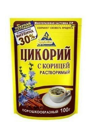 Цикорий Здоровье Корица 100г/12 м/у zip