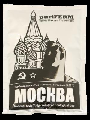 Турбо дрожжи Puriferm Москва 140г