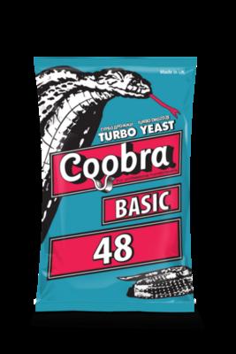 Турбо дрожжи Cobra Basic T48 Turbo 120г Швеция