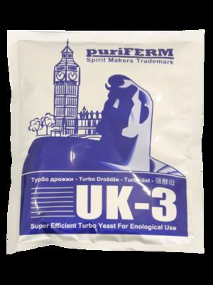 Турбо дрожжи Puriferm UK-3 Turbo 112г
