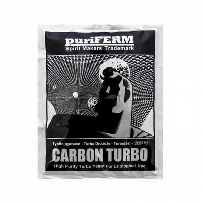 Турбо дрожжи Puriferm Carbon Turbo 112г