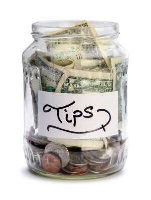 Tip and Gratuity