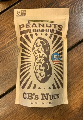 Peanuts In-Shell 12oz