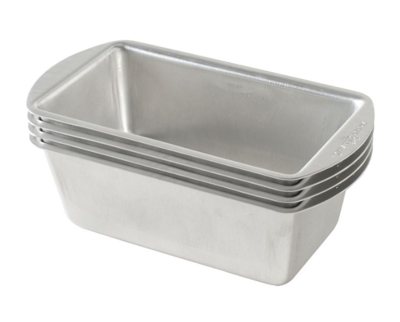 Nordic Ware Naturals Mini Loaf Pan Set