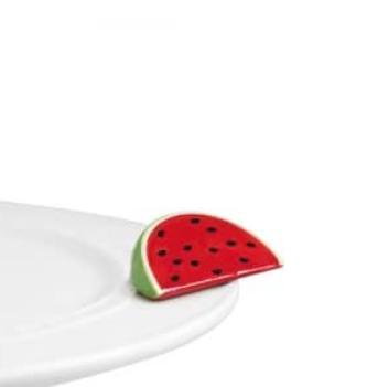 Nora Fleming Taste Of Summer Watermelon Mini