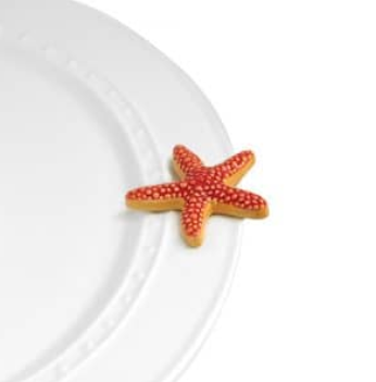 Nora Fleming Sea Star Starfish Mini