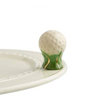 Nora Fleming Hole In One Golf Ball Mini