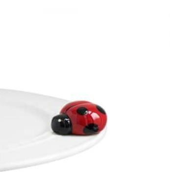 Nora Fleming Lil Ladybug Mini