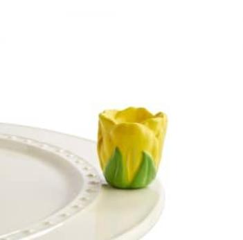 Nora Fleming Tiptoe Thru 'Em Tulip Mini