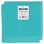 Now Designs Ripple Dishcloth Set - Bali Blue