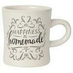 Now Designs Diner Mug - Homemade Happiness