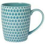 Now Designs Mug - Honeycomb Teal